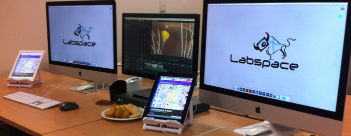 Labspace 5K iMacs