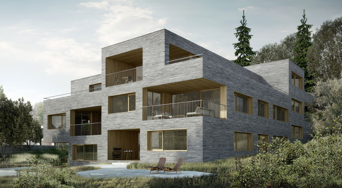RAUMGLEITER – SWISS ARCHITECTURAL VISUALIZATION WITH MAXON CINEMA 4D EXT